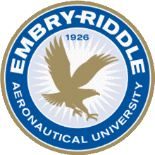 Embry Riddle Aeronautical University seal