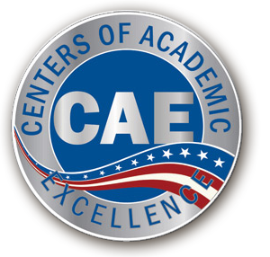 CAE Coin - Center of Excellence in Cyber Defense