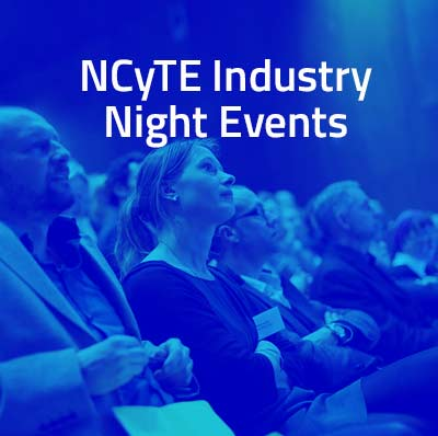 View information about Industry Night Events