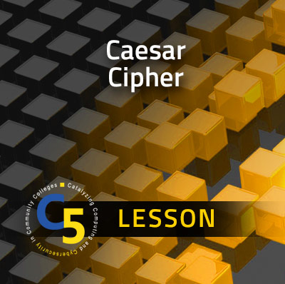 View more about the Caesar Cipher Lesson