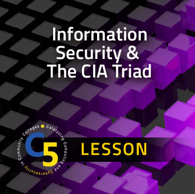 View more about the Information Security & The CIA Triad Lesson