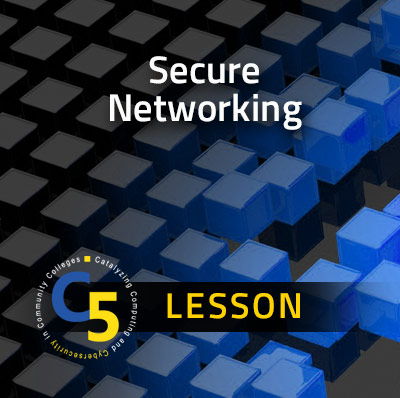 View more about The Secure Networking Lesson