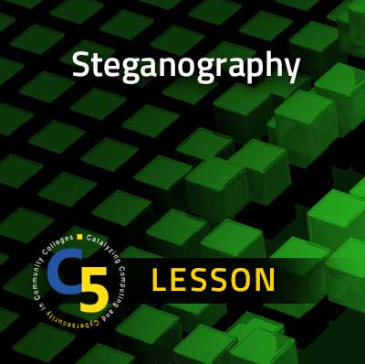 View more about the Steganography Lesson