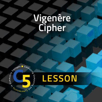 View more about the Vigenere Cipher Lesson