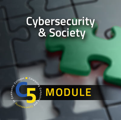 View information about the Cybersecurity & Society Module