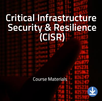 View information about Critical Infrastructure Security and Resilience (CISR)