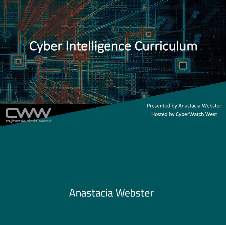 View information about the Cyber Intelligence Workshop