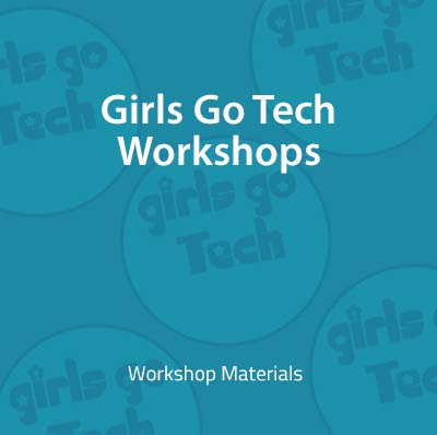 Cybersecurity curriculum: Girls Go Tech middle school course materials