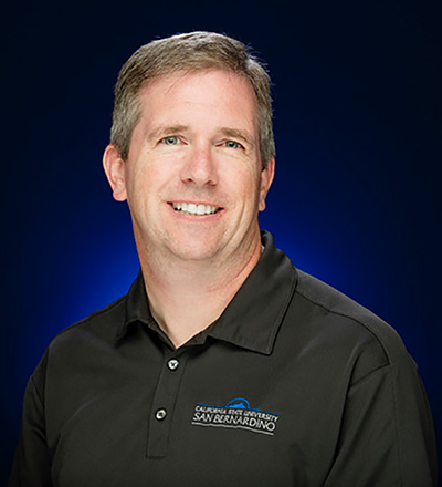 Photo of Tony Coulson, a Co-Principal Investigator (Co-PI) for NCyTE Center